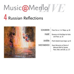 <em>Russian Reflections</em> Disc 4