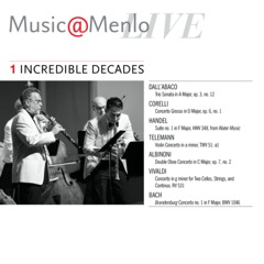 <em>Incredible Decades</em> Disc 1
