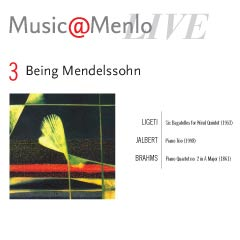 <em>Being Mendelssohn:</em> Disc 3