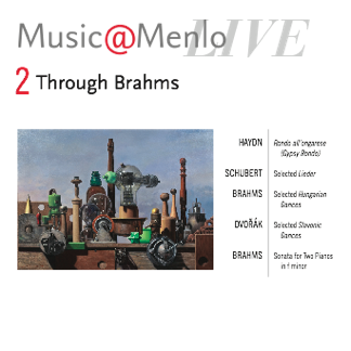<em>Through Brahms:</em> Disc 2