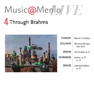 <em>Through Brahms:</em> Disc 4