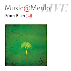 Music@Menlo <em> LIVE From Bach </em> (eight-disc boxed set)