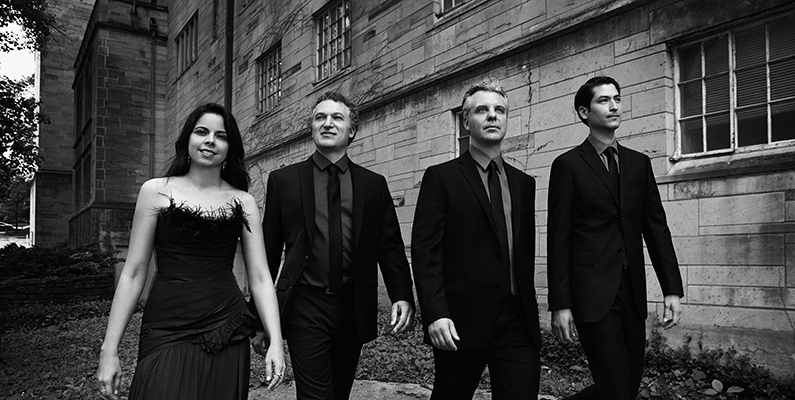 2016&ndash;2017 Winter Series:<br>Pacifica Quartet: Beethoven, Shostakovich and Ravel