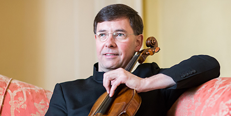 Master Class with Roberto Diaz, violist
