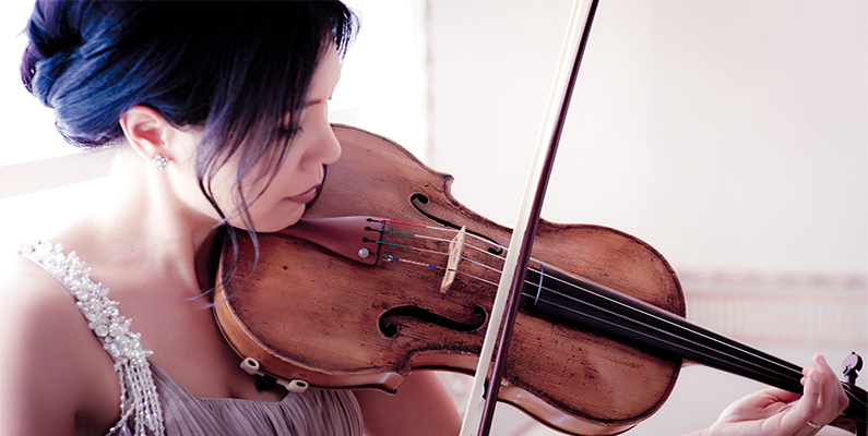 Master Class with Hsin-Yun Huang, violist