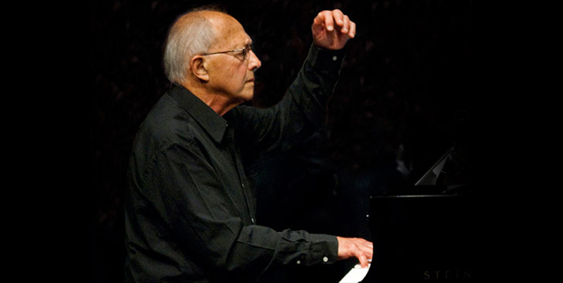 Master Class With Gilbert Kalish, pianist