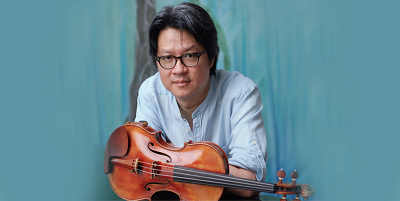 Master Class with Ivan Chan, violinist