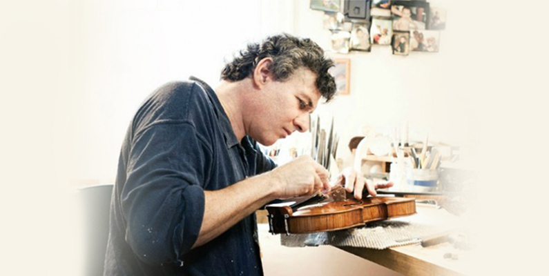 How to Talk to Your Violin Maker, with Samuel Zygmuntowicz, luthier