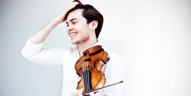 Master Class with Benjamin Beilman, violinist