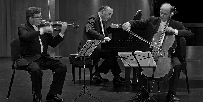 2017/18 Winter Series:<br>Montrose Trio: Shostakovich, Beethoven, and Brahms
