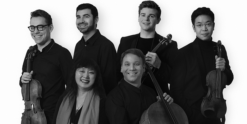 2017/18 Winter Series:<br>The Chamber Music Society of Lincoln Center: Brahms and Dvorak