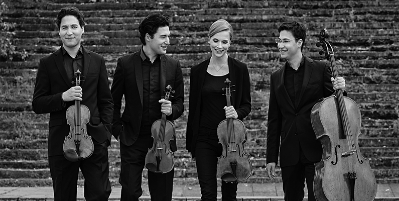 2017/18 Winter Series:<br>Schumann Quartet: Haydn, Bart&oacute;k and Schumann