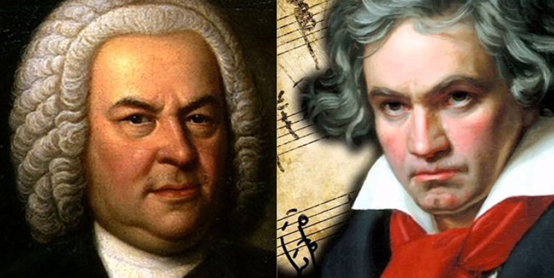 Bach Ascending/Beethoven Launched, 1710–1800