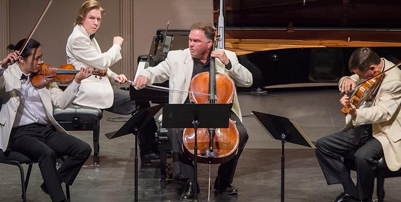 Beethoven, Brahms, and Franck