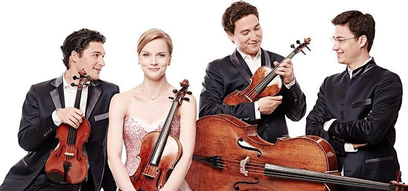 Café Conversation: Debussy String Quartet, Pleasure is the Law