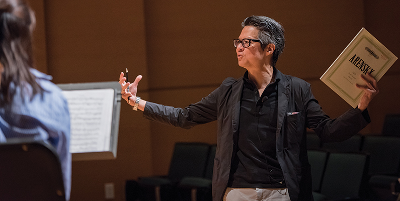 Master Class with Ivan Chan