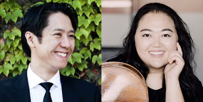 Artists Up Close: Estelle Choi and the Calidore String Quartet