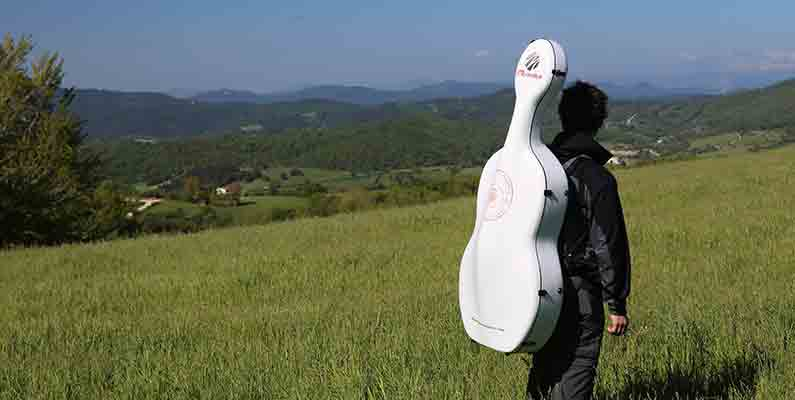 Walk to Fisterra with Dane Johansen, <em>cellist</em>