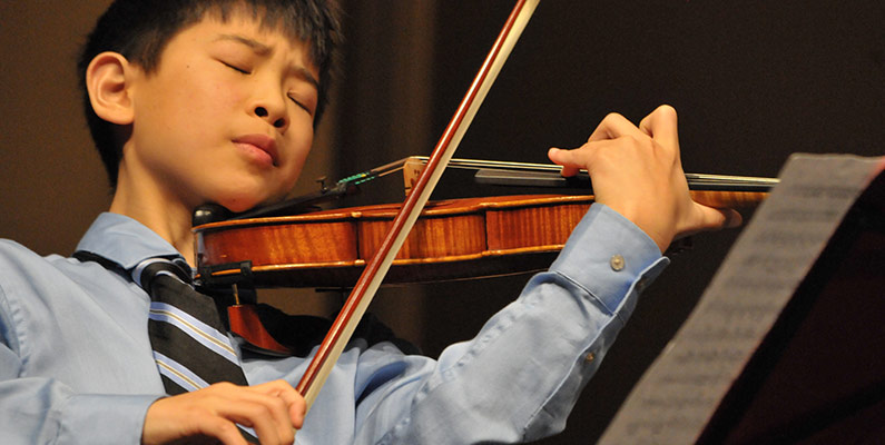 Koret Young Performers Concert