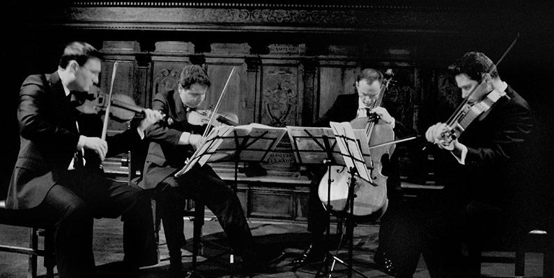 2014/15 Winter Series:<br>Jerusalem Quartet