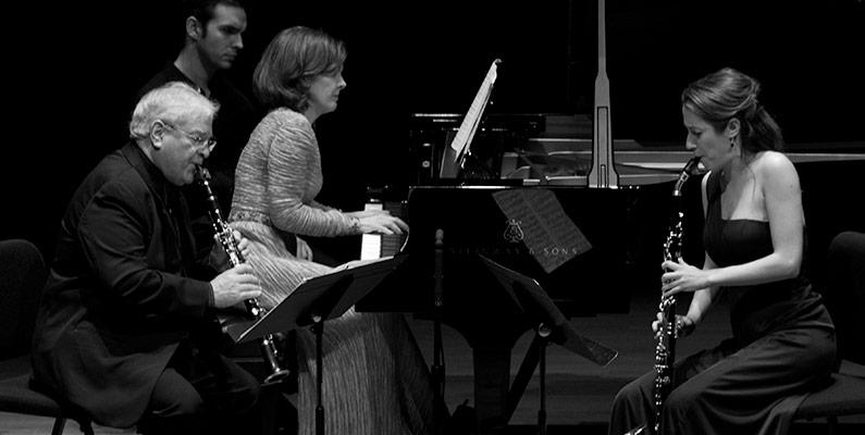 2014/15 Winter Series:<br>Clarinet Celebration