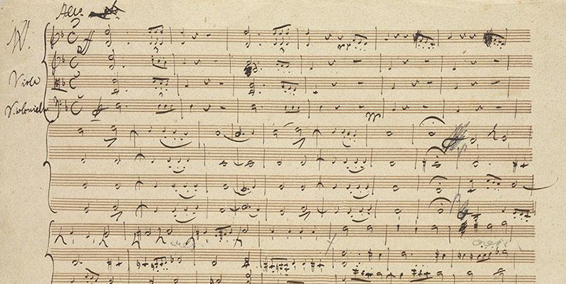 Concert Program VI:<br>Schubert Forever, 1829&ndash;1995