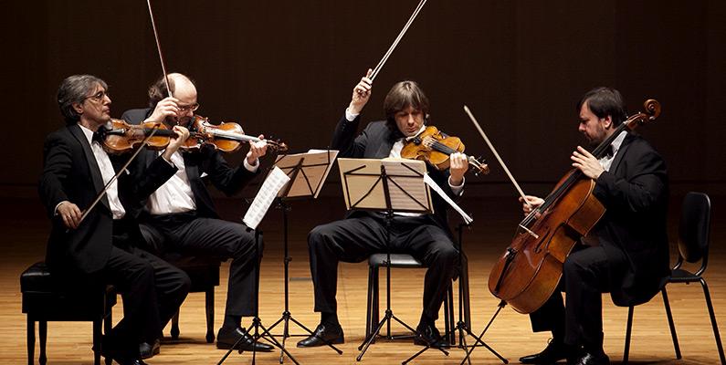 2015&ndash;2016 Winter Series:<br>Borodin Quartet: Seventieth-Anniversary