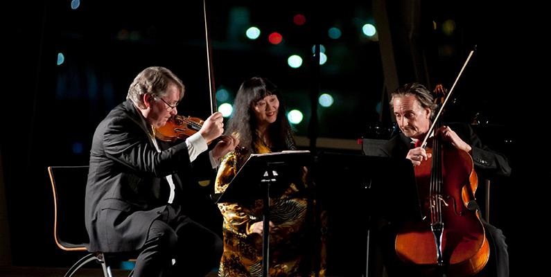 Wu Han-Setzer-Finckel Piano Trio